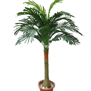 Artificial Betel Nut Palm Tree(Areca Catechu ) ~4 Feet