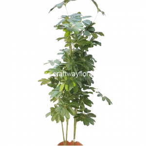 Artificial Schefflera( Umbrella Plant ) ~6 Feet