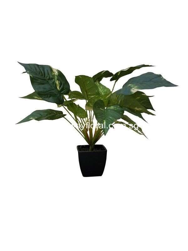 Artificial Money Plant ~1 Feet