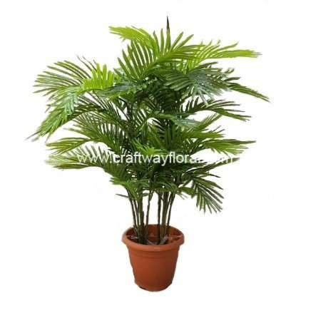 Artificial Double-trunkPalm ~4Feet