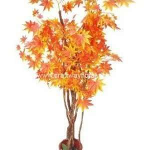Artificial Maple Tree ~5 Feet