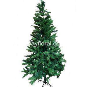 The Montana Pine Artificial Christmas Tree emulates the lush look of a pine in the forest creating a warm addition for your home this season. This tree provides plenty of room to decorate with your cherished holiday ornaments and own lights.