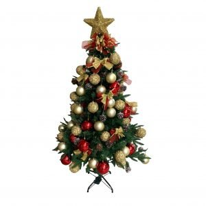 Red/Gold1.5m/5ft Sanford Fir BI0